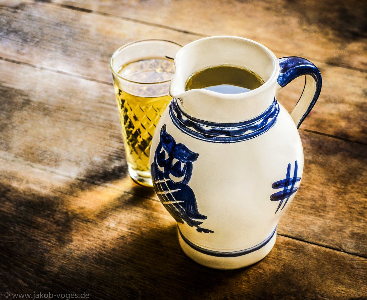Manufacture Pitcher / Pottery