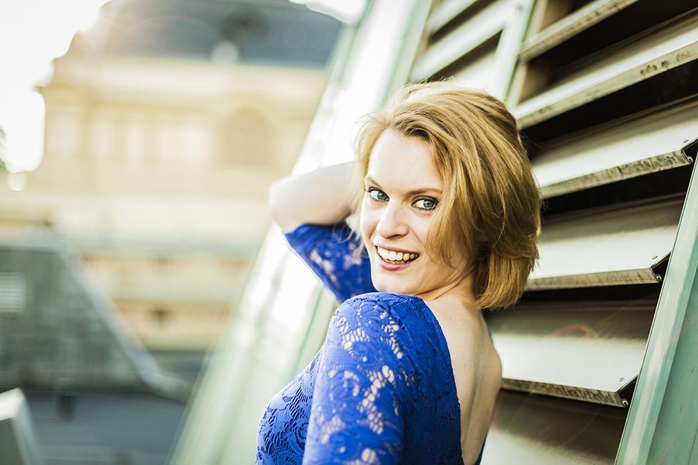 Felicitas Geipel, Singer from Wiesbaden (National Theatre Wiesbaden)