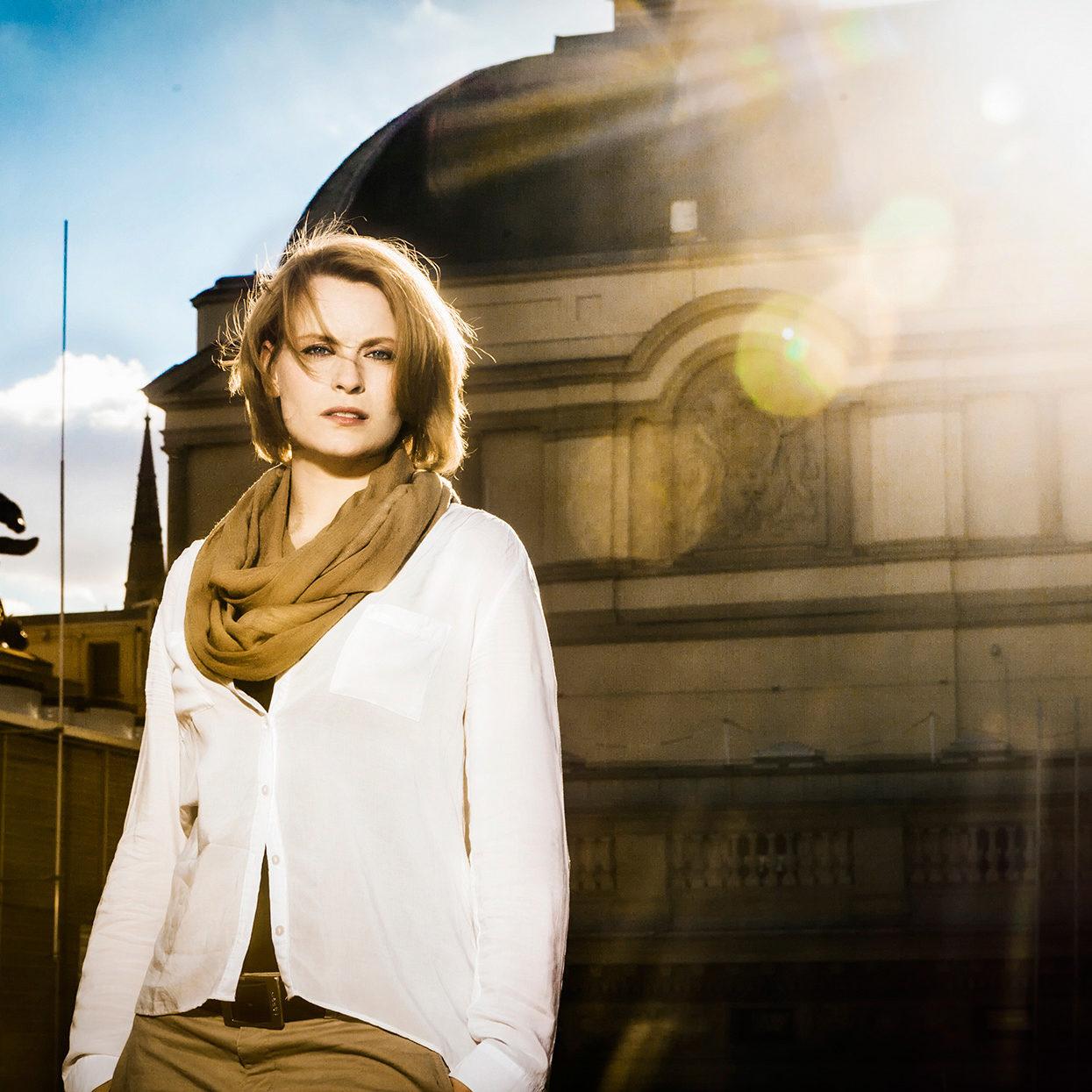 Felicitas Geipel, Sängerin Staatstheater Wiesbaden