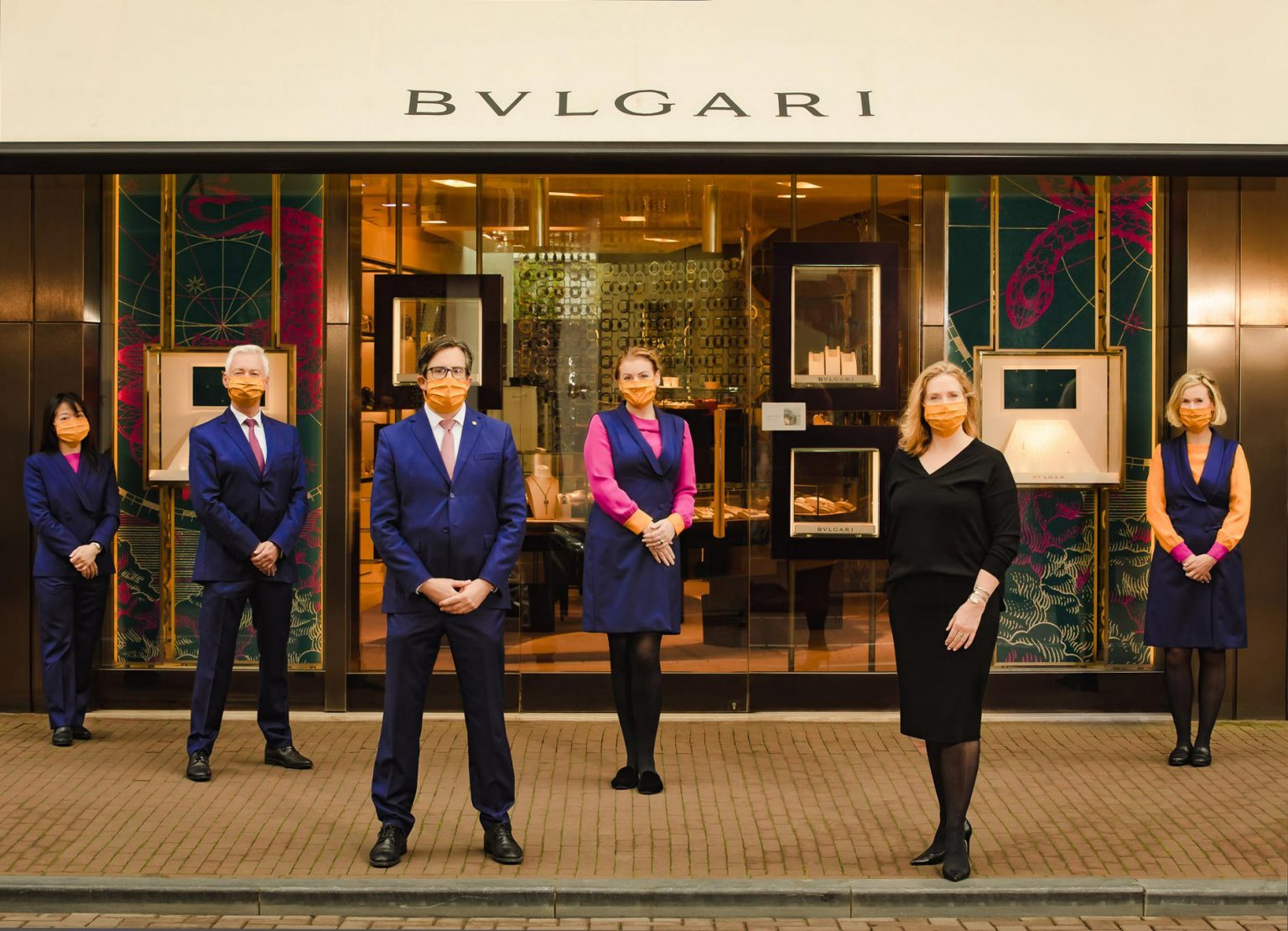 Bulgari Store Amsterdam