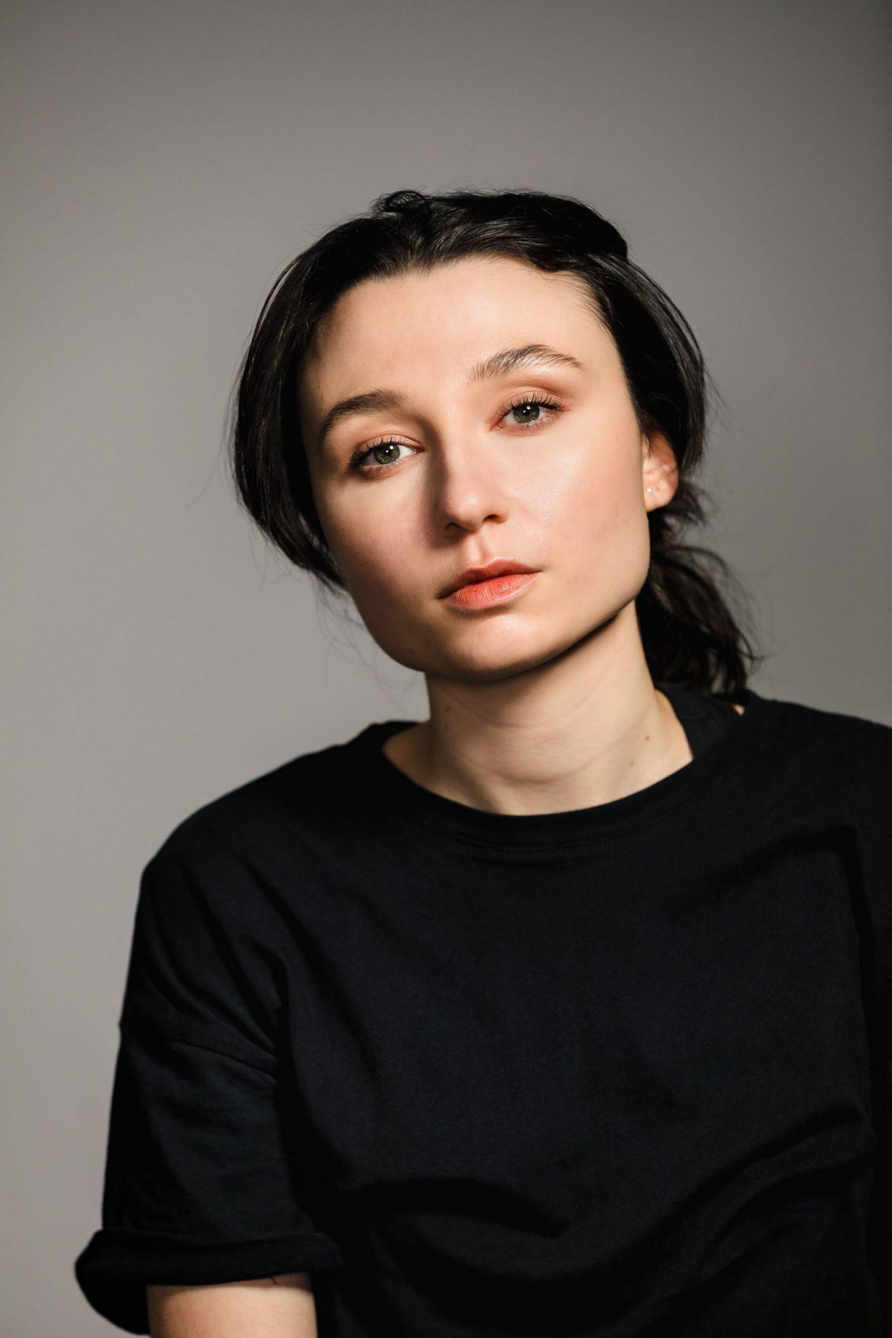 Schauspielerin Océane Bert