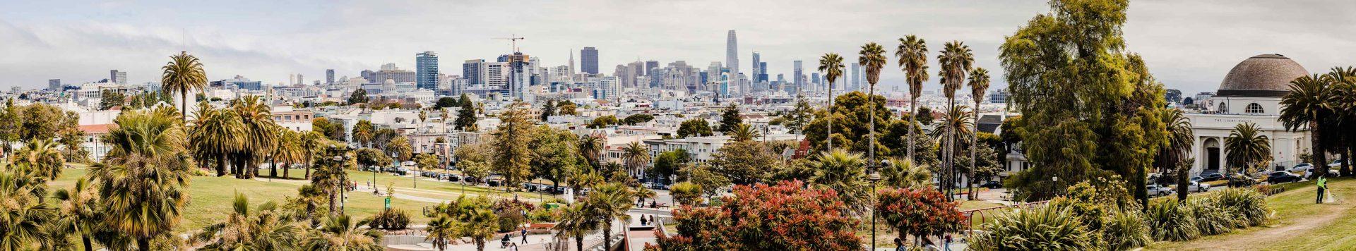 Mission Dolores Park - San Francisco