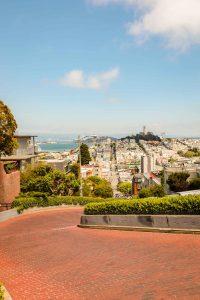 Lombard - Street San Francisco