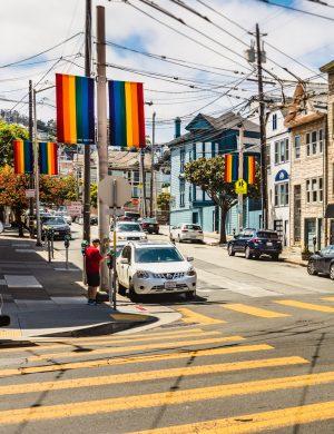 Castro District - San Francisco